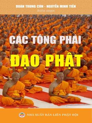 cover image of Các tông phái Đạo Phật