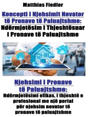 cover image of Koncepti i Njehsimit Novator të Pronave të Paluajtshme