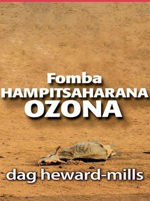 cover image of Fomba Hampitsaharana Ozona