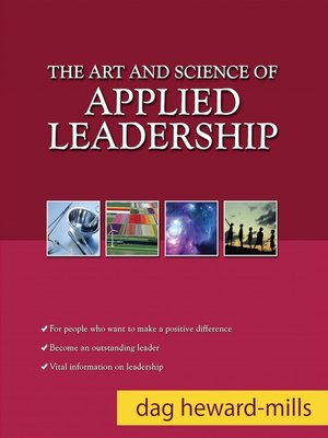 cover image of The Art and Science of Applied Leadership