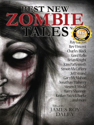 cover image of Best New Zombie Tales (Volume 1)