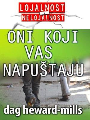 cover image of Oni koji Vas Napuštaju