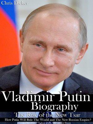 cover image of Vladimir Putin Biography
