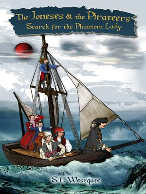 cover image of The Joneses and the Pirateers