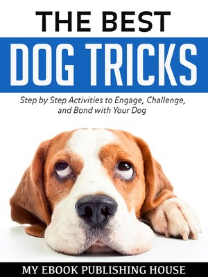 cover image of The Best Dog Tricks