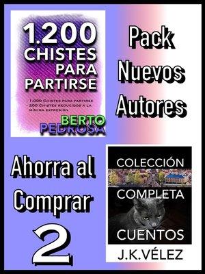 cover image of Pack Nuevos Autores Ahorra al Comprar 2