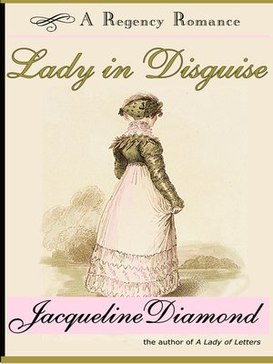 cover image of Lady in Disguise