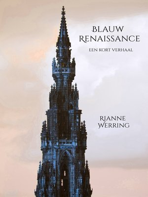 cover image of Blauw Renaissance