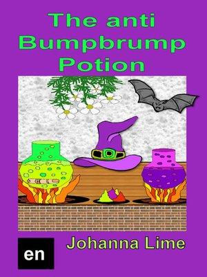 cover image of The Anti Bumpbrump Potion