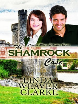 cover image of The Shamrock Case