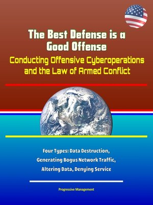 cover image of The Best Defense is a Good Offense