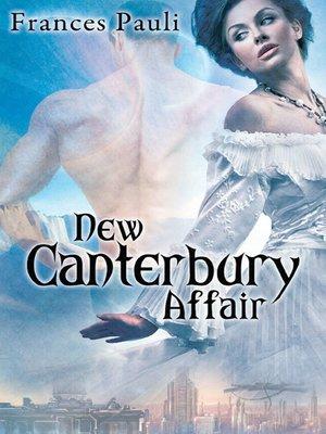 cover image of New Canterbury Affair