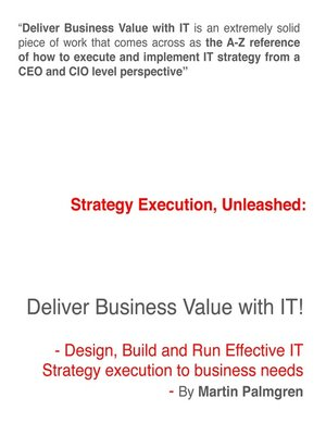 cover image of Strategy Execution, Unleashed