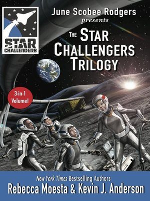 cover image of Star Challengers Trilogy