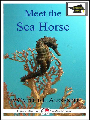 cover image of Meet the Sea Horse