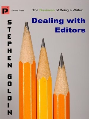 cover image of Dealing with Editors