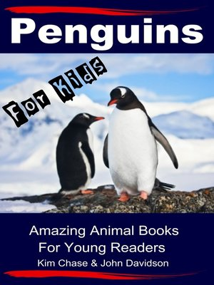 cover image of Penguins For Kids