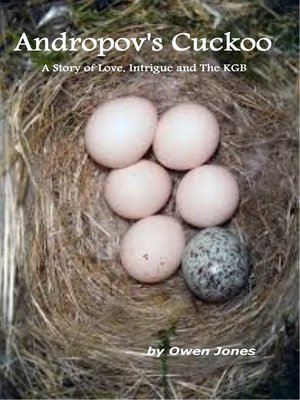cover image of Andropov's Cuckoo