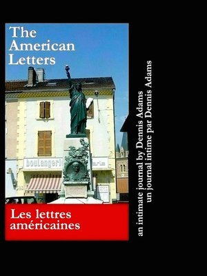 cover image of The American Letters