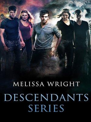 cover image of Descendants Series