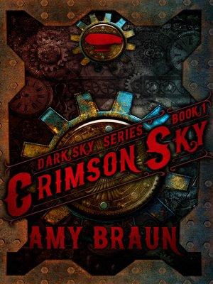 cover image of Crimson Sky