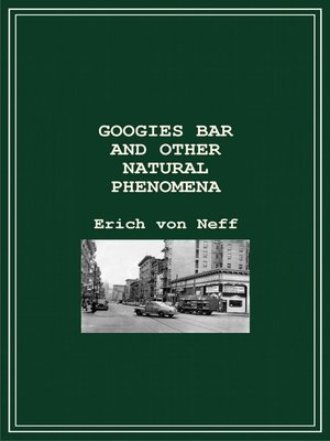 cover image of Googies Bar and Other Natural Phenomena