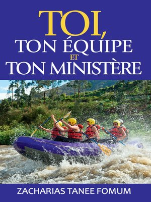 cover image of Toi, Ton Équipe, et TonMinistère
