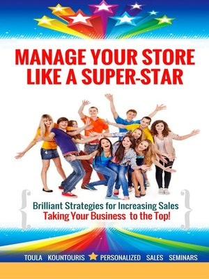 cover image of Manage Like a Super-Star
