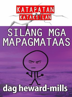 cover image of Silang Mga Mapagmataas