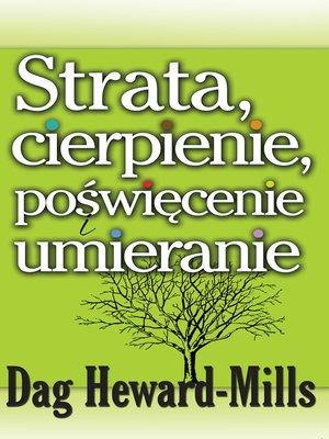 cover image of Strata, Cierpienie, Poświęcenie I Umieranie