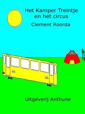 cover image of Het kamper treintje en het circus