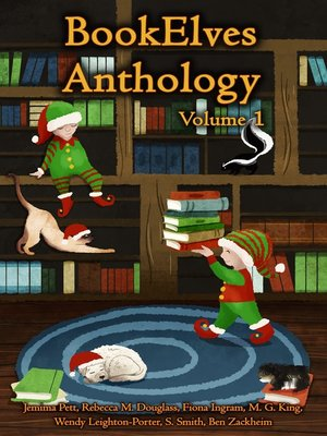 cover image of BookElves Anthology Volume 1