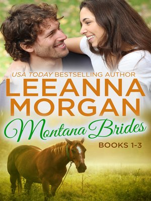 cover image of Montana Brides Boxed Set (Books 1-3)