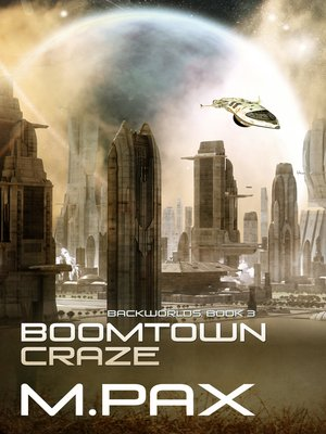 cover image of Boomtown Craze