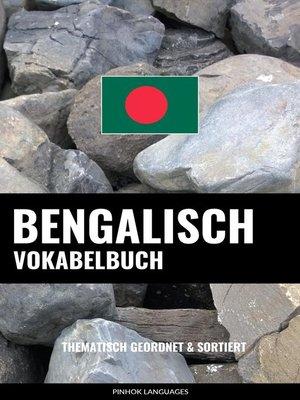 cover image of Bengalisch Vokabelbuch