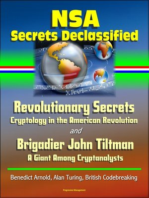 cover image of NSA Secrets Declassified