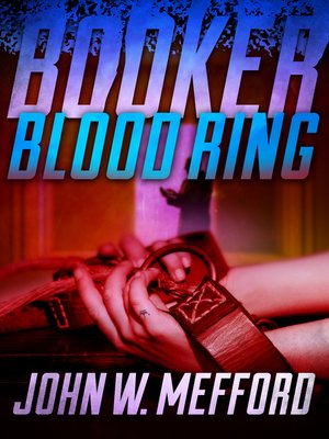 cover image of Booker--Blood Ring (Volume 4)