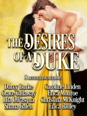 cover image of The Desires of a Duke