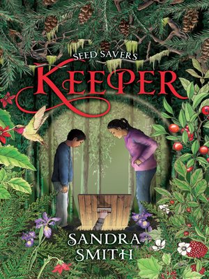 cover image of Seed Savers-Keeper