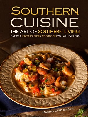 cover image of Southern Cuisine