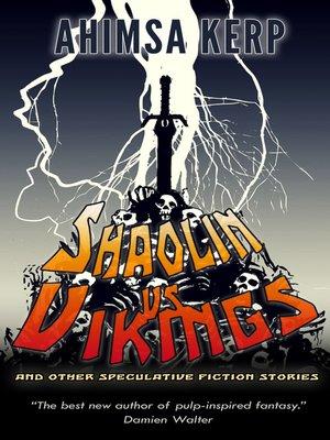 cover image of Shaolin vs Vikings