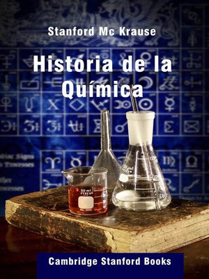 cover image of Historia de la Química