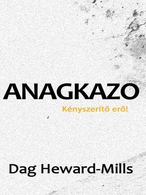 cover image of Anagkazo