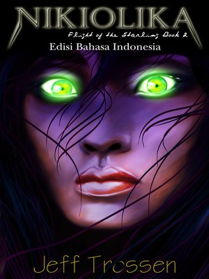 cover image of Nikiolika, Flight of the Starling Book 2