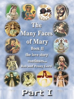 cover image of The Many Faces of Mary Book II Part I