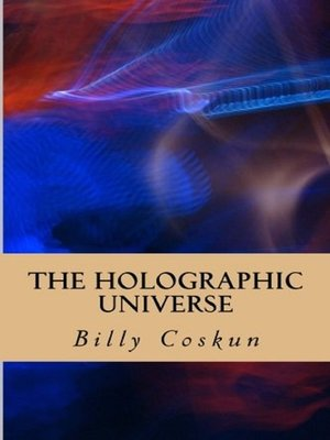 cover image of The Holographic Universe