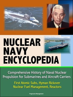 cover image of Nuclear Navy Encyclopedia
