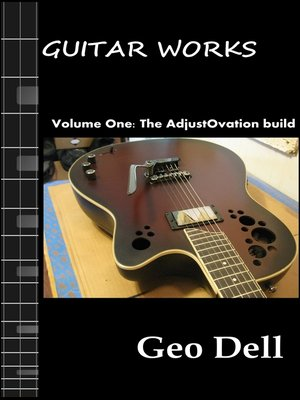cover image of Guitar Works Volume One