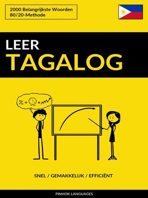 cover image of Leer Tagalog