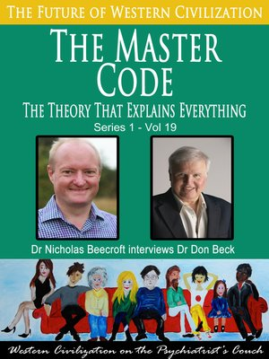 cover image of The Master Code-The Theory that Explains Everything (The Future of Western Civilization Series 1)